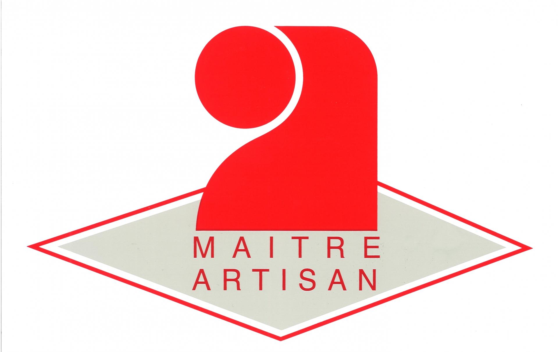 Logo maitre artisan 1